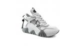 Baltos spalvos moteriški laisvalaikio batai