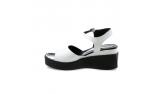White colour Women sandals