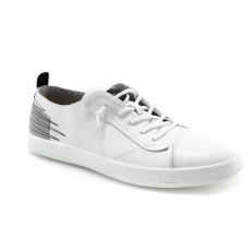 White colour men  moccasins