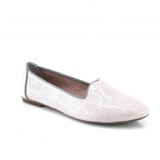 ivory colour women leisure shoes
