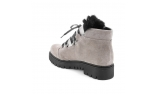 Dramblio kaulo spalvos moteriški žieminiai batai