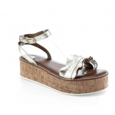 ivory colour Women sandals