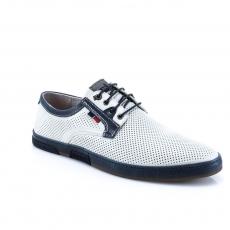 ivory colour men open shoes
