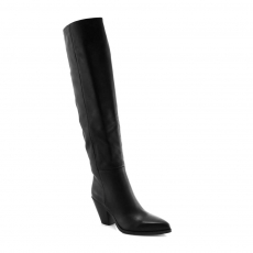 Black colour women boots