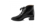 Juodos spalvos moteriški laisvalaikio batai