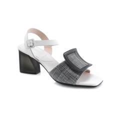 Black colour Women sandals
