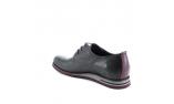 Juodos spalvos vyriški  laisvalaikio stiliaus batai