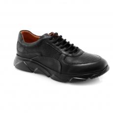 Black colour men  moccasins