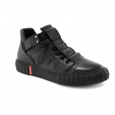 черные  мужские  rudeniniai pašiltinti batai