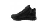 Juodos spalvos vyriški  rudeniniai pašiltinti batai