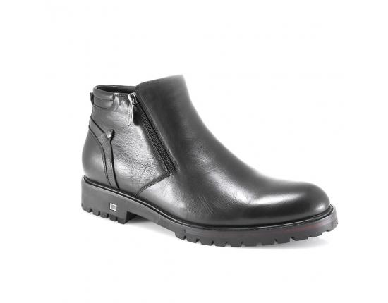 Juodos spalvos vyriški  žieminiai batai