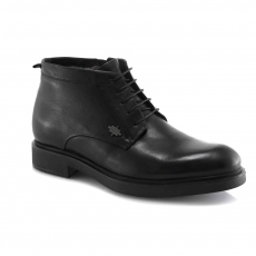 Black colour men  winter shoes