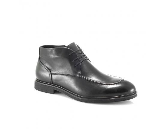 Black colour men  rudeniniai pašiltinti batai