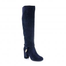 Blue colour women boots