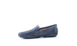 Mėlynos spalvos vyriški atviri batai