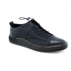 Blue colour men  classic shoes