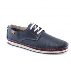 Blue colour men  moccasins
