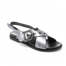 Grey colour Women sandals