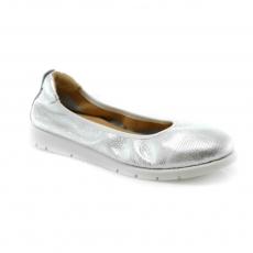 Grey colour women leisure shoes