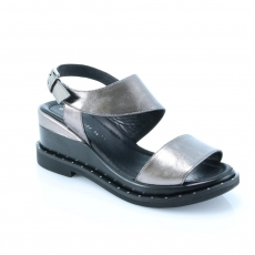 Grey colour Women sandals
