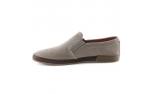 Pilkos spalvos vyriški atviri batai