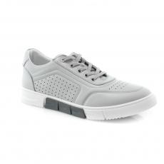 Grey colour men  moccasins