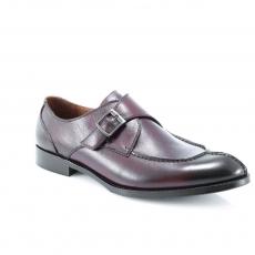 Raudonos spalvos vyriški  klasikiniai batai