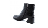 Brown colour women ankle boots