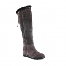 Brown colour women boots