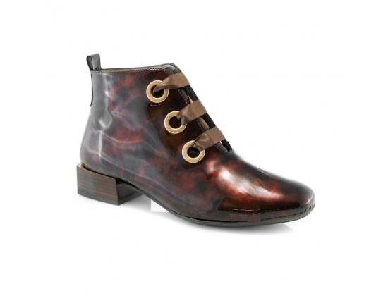 Rudos spalvos moteriški laisvalaikio batai