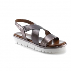 Brown colour Women sandals