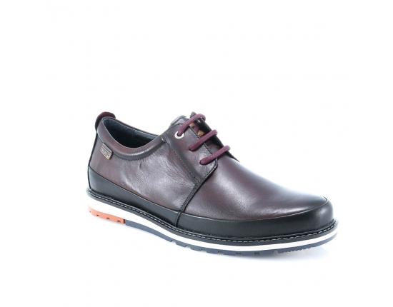 Rudos spalvos vyriški  laisvalaikio stiliaus batai