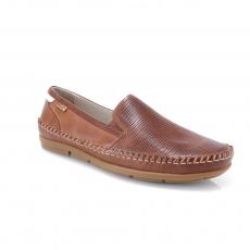 Brown colour men  moccasins