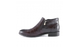Rudos spalvos vyriški  žieminiai nepašiltinti batai