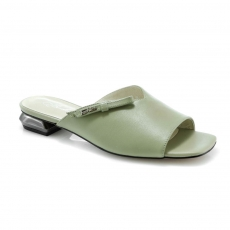 Green colour Women sandals